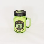 Cucumber Melon Candle Jar