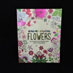 Inspired Coloring Flowers - Coloring To Relax & Free Your Mind