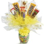 Daisy Candy Bouquet