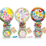 Get Well Soon Candy Jars