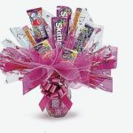 Hearts Gone Crazy Candy Bouquet